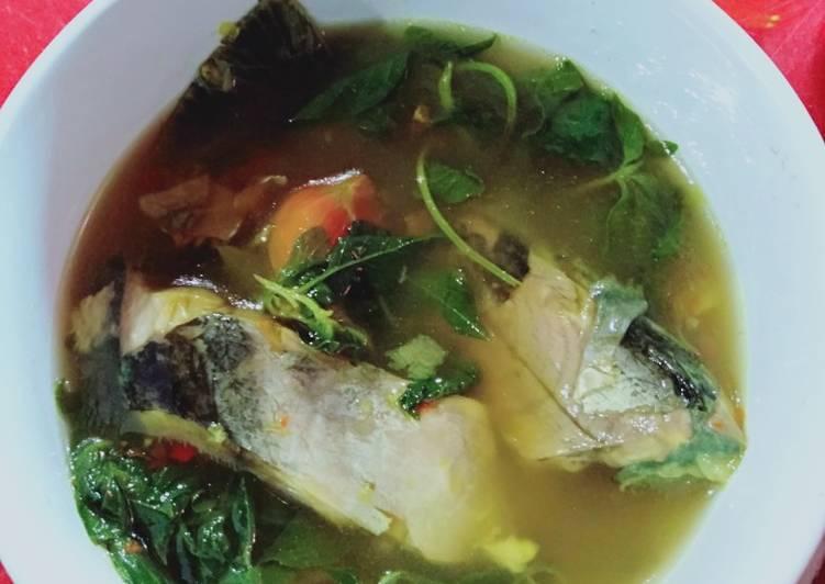 Cara Mudah mengolah Pindang ikan patin ala resto
