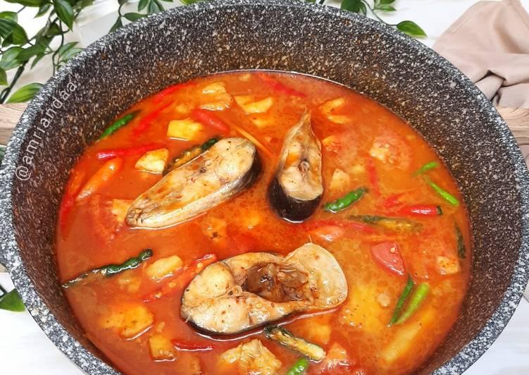 Resep memasak Pindang ikan patin khas palembang istimewa