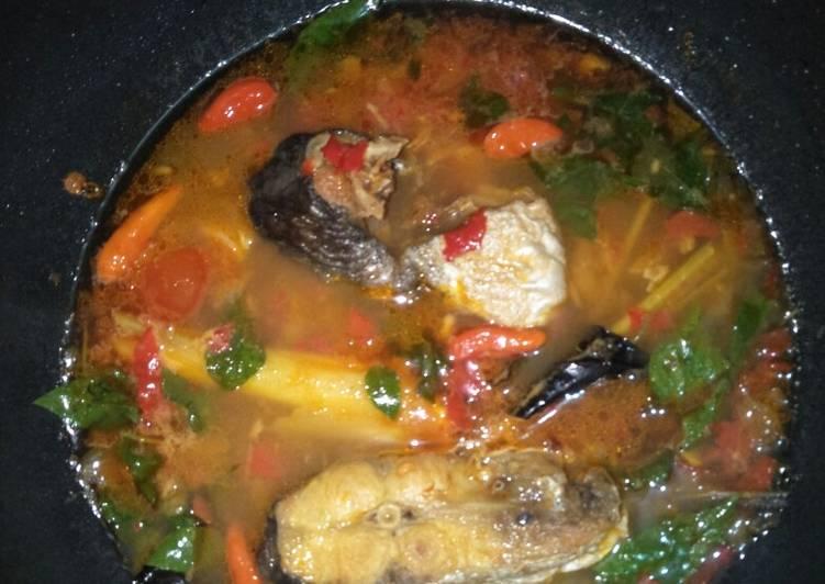 Resep: Pindang ikan Patin Enak