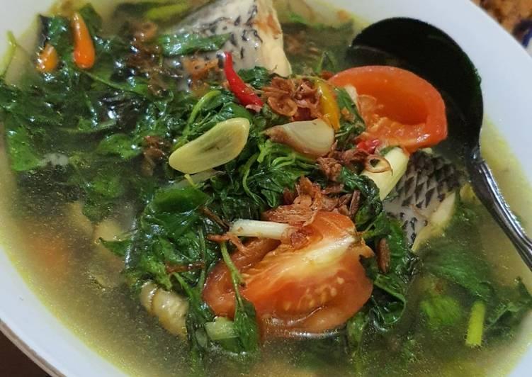 Resep: Pindang Ikan Patin yang menggugah selera