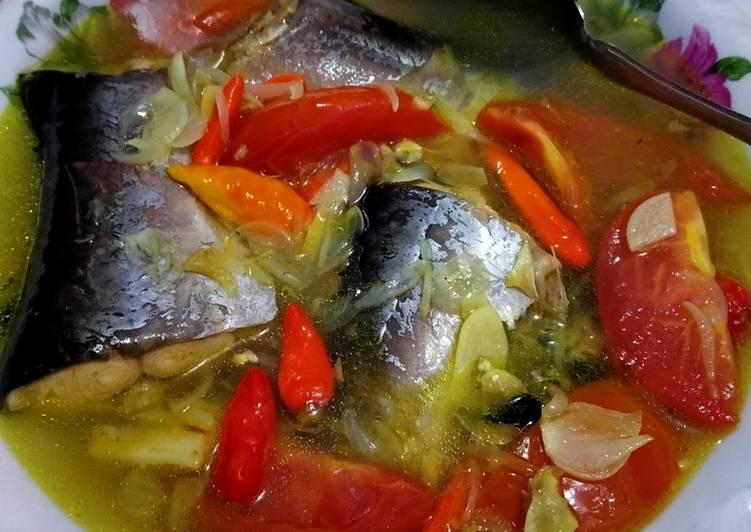 Resep: Pindang ikan patin ala resto