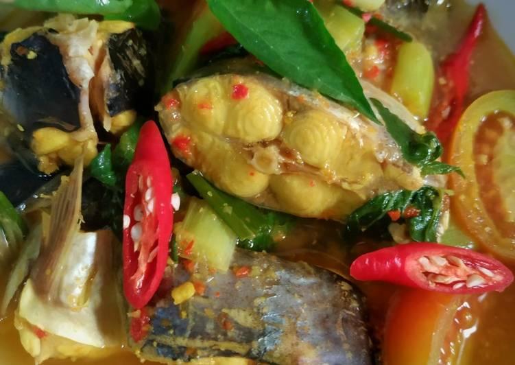 Pindang Tempoyak Ikan Patin
