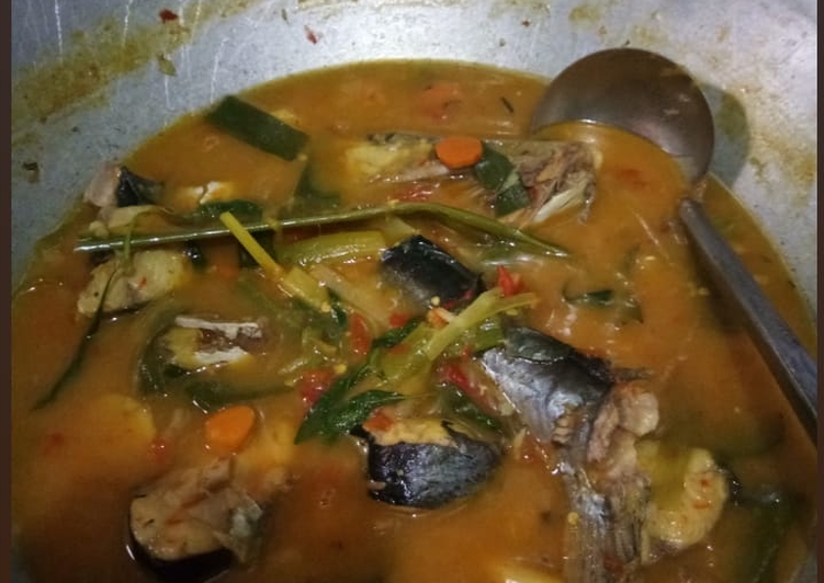 Resep: 🐳Pindang Tempoyak Ikan Patin (makanan Khas sumatera)🐳 ala resto