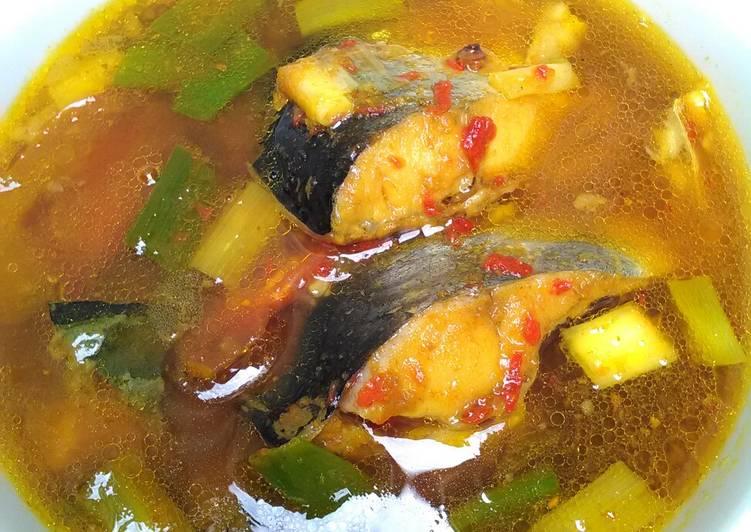 Resep memasak Pindang ikan Patin enak