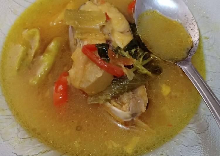 Resep memasak Pindang ikan patin khas Palembang sedap