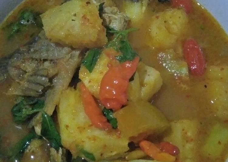 Resep memasak Pindang Patin ala resto
