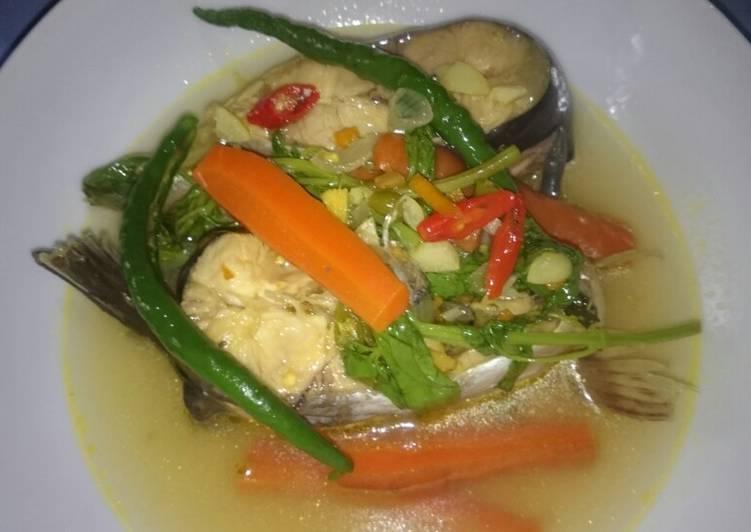 Resep: Pindang Manado Ikan Patin yang menggugah selera