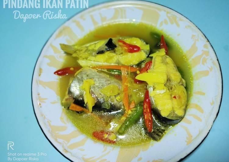 Cara Mudah memasak Pindang ikan patin yang bikin ketagihan