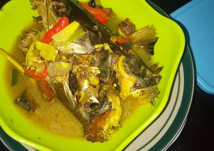Resep: Pindang ikan salai lezat