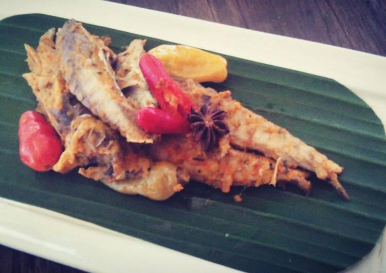 Resep mengolah Pepes Tongkol Tempoyak ala Mamiko lezat