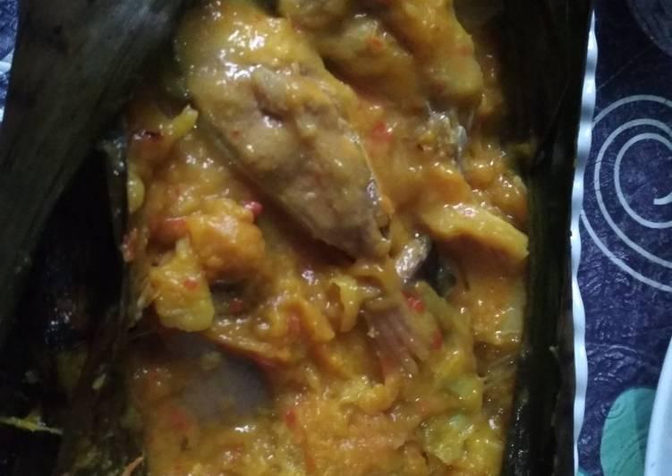 Resep: Pepes ikan Tempoyak