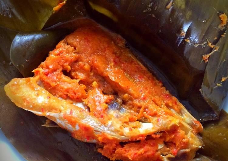 Resep: Pepes patin tempoyak lezat