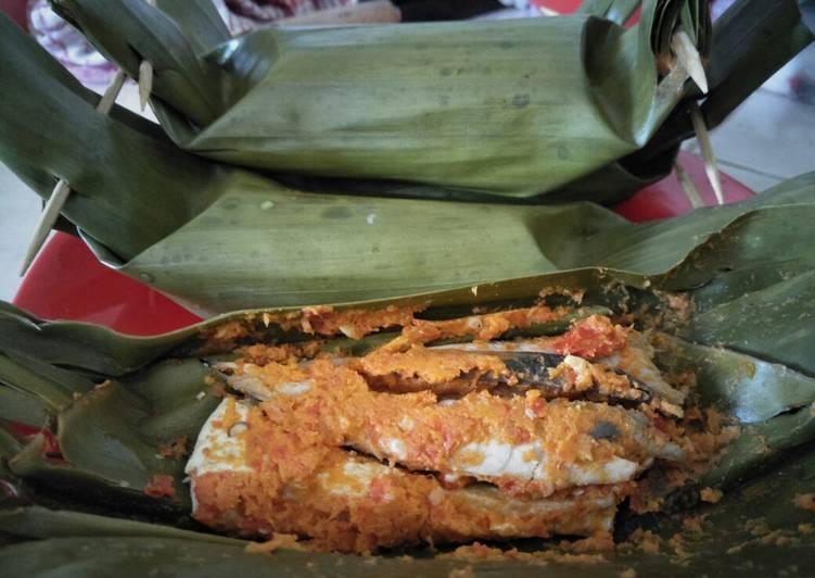 Resep: Pepes ikan Tongkol yang menggugah selera