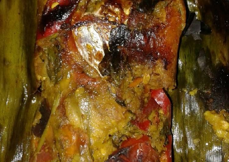 Resep: Pepes ikan patin kemangi enak
