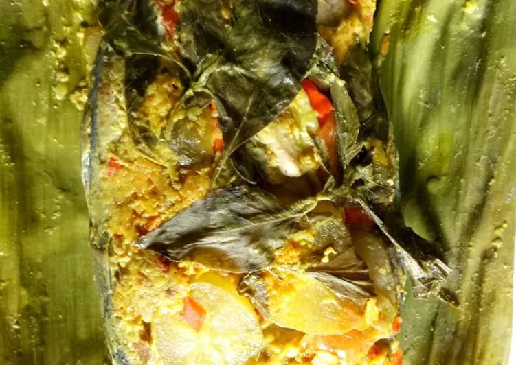 Cara memasak Brengkes tongkol yang menggugah selera