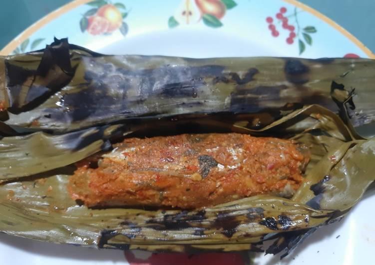 Resep: Pepes ikan pindang istimewa