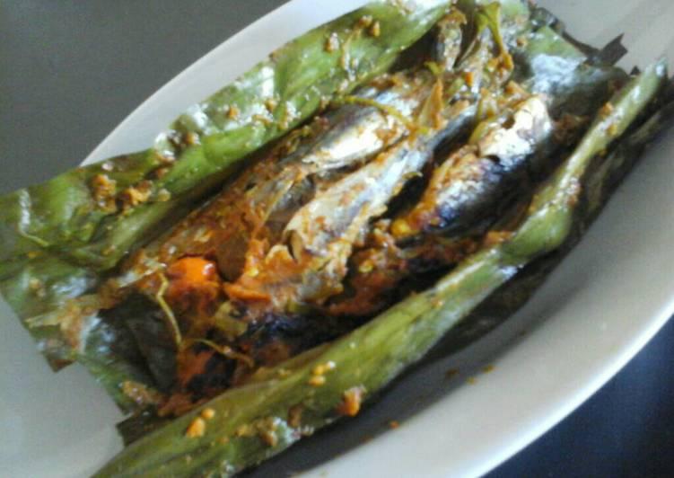 Resep: Ikan pepes bumbu aceh yang bikin ketagihan