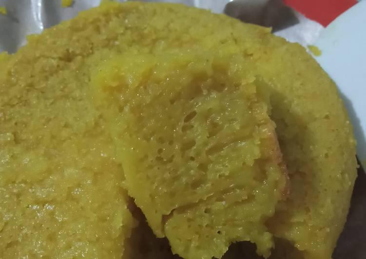 Cara membuat Bika ambon ricecooker istimewa