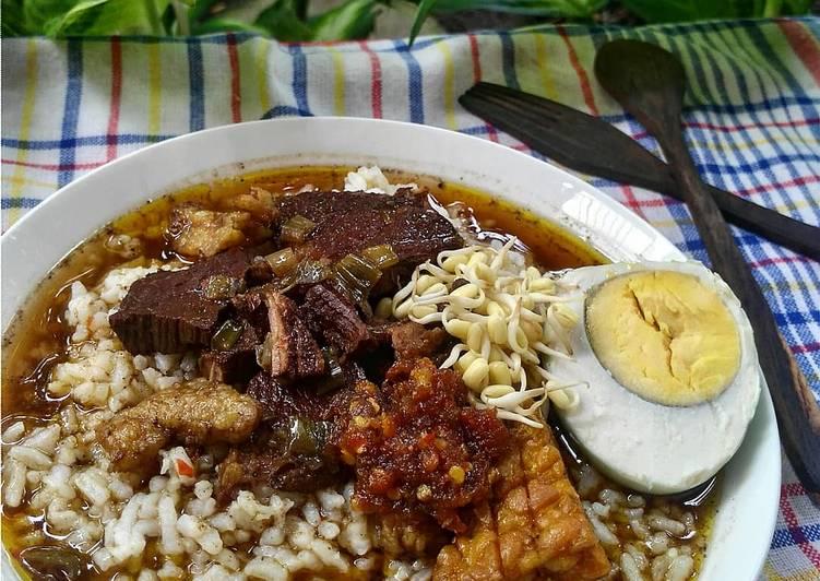 Cara mengolah Rawon khas Suroboyo lezat