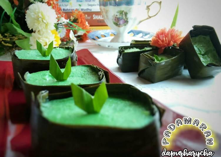 Resep: Jajanan pasar PADAMARAN khas Jambi lezat
