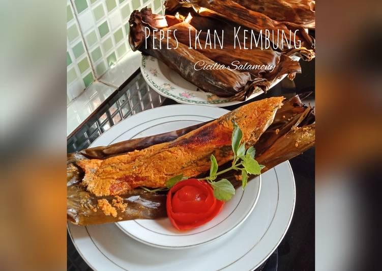 Resep: Pepes Ikan Kembung yang bikin ketagihan