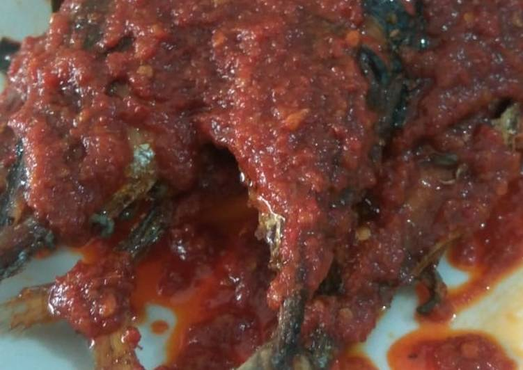 Resep: Balado ikan kembung