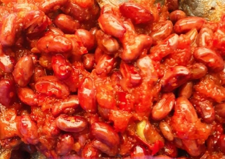 Resep membuat Ikan kembung sambalado yang menggugah selera