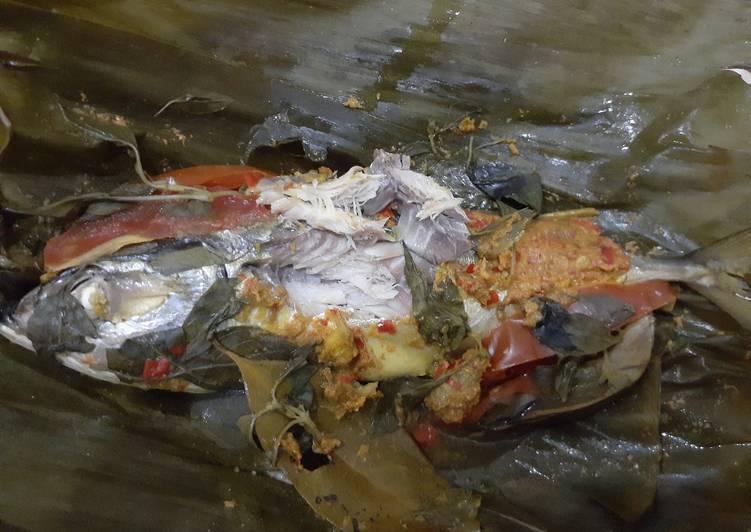 Resep: Pepes ikan kembung istimewa