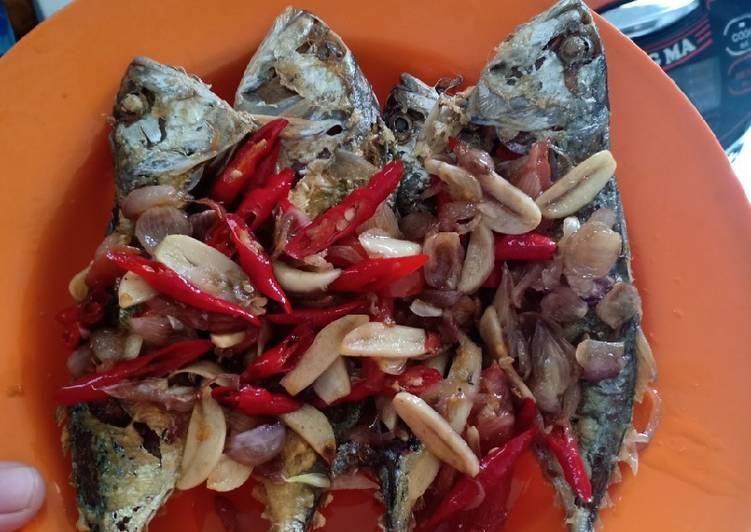 Resep: Ikan kembung goreng