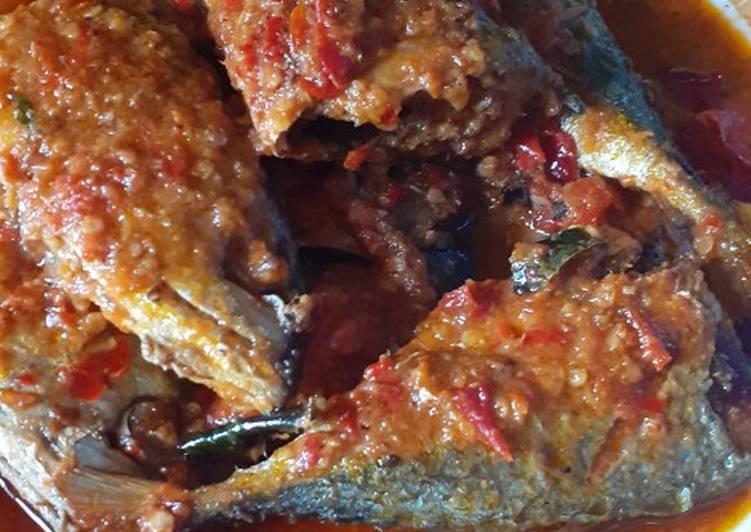 Resep: Seblak ikan kembung sedap