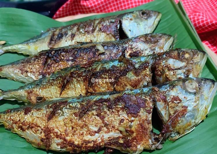 Resep: Ikan bakar kembung no ribet ribet club