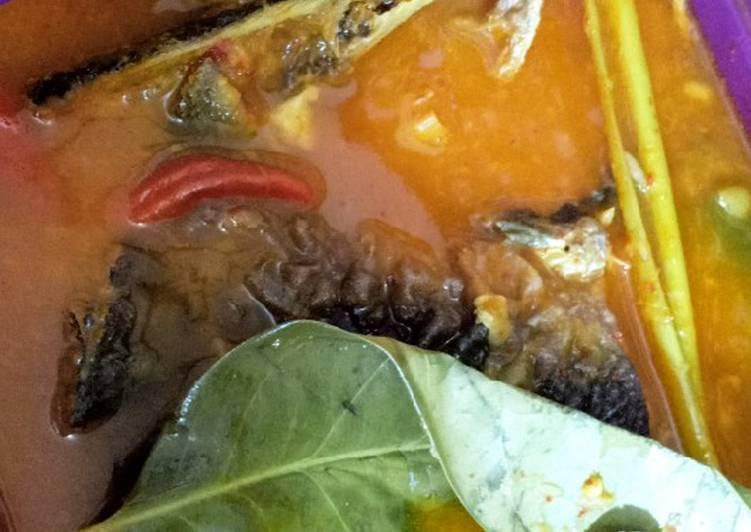 Tempoyak Ikan Patin