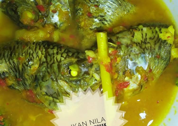 Ikan Nila Masak Tempoyak