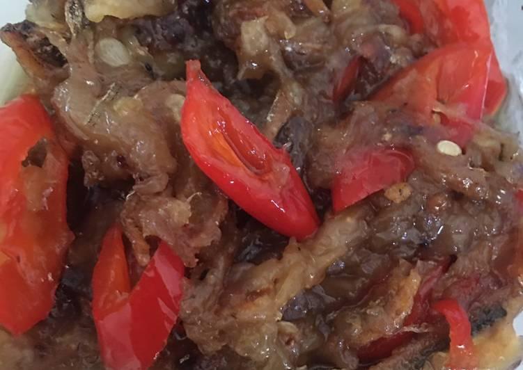 Resep memasak Tempoyak (durian yg difermentasi) istimewa