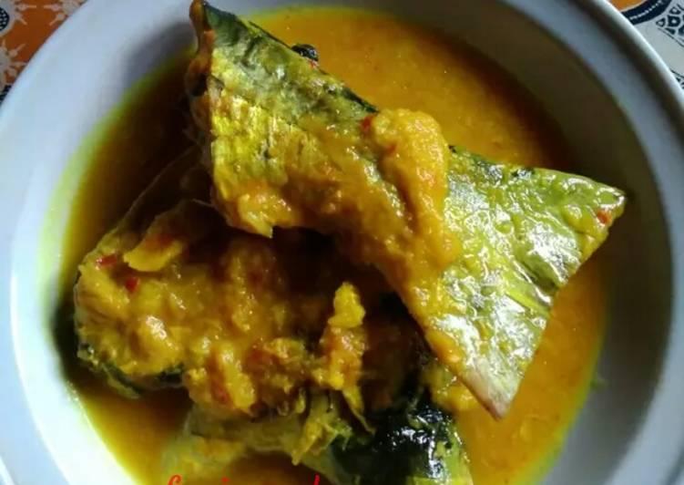 Cara memasak Tempoyak ikan patin ala resto