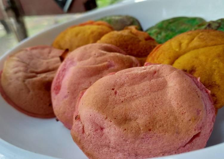 Tempoyak durian Pancake