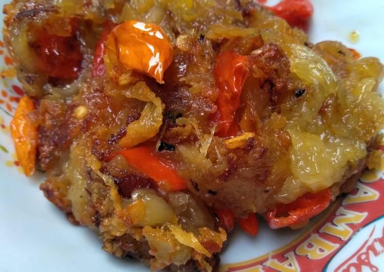 Cara Mudah memasak Tempoyak goreng sedap
