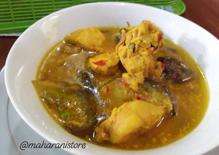 Ayam Gulai Tempoyak Jambi