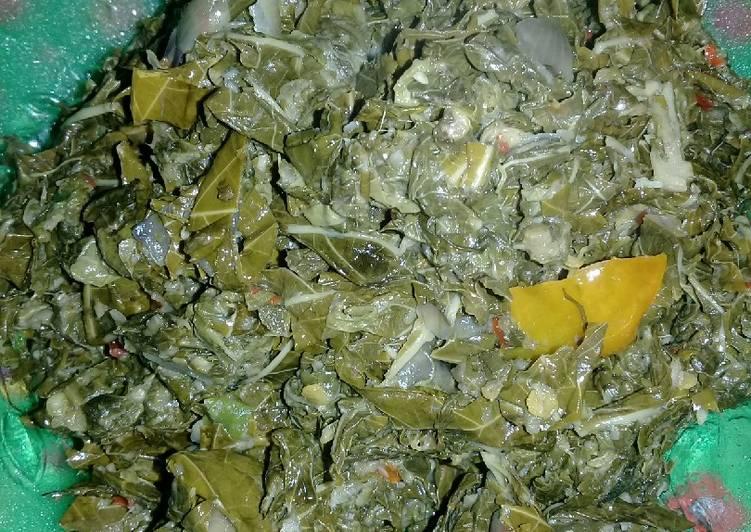 Resep: Tumis daun singkong muda yang menggugah selera