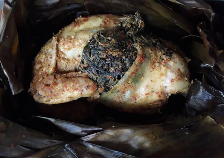Ayam Betutu Bumbu Bali