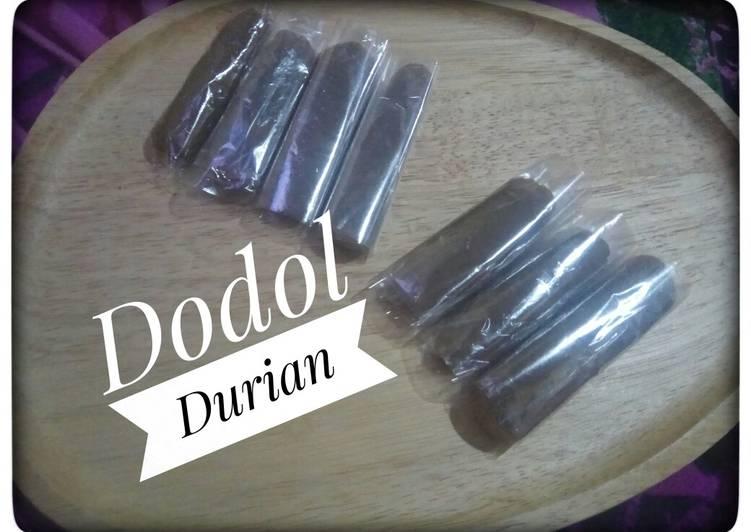 Dodol Durian