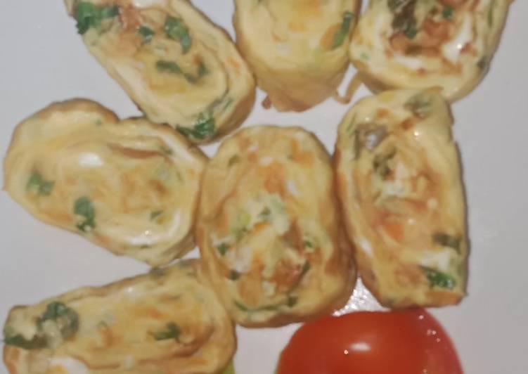 Resep memasak Dadar gulung lezat