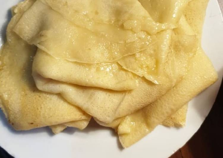 Roti Cor/Kue Dadar
