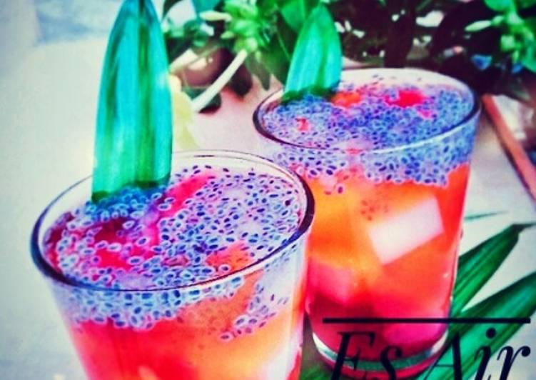 Es Air Mata Pengantin Jelly Drink Super Praktis #SeninSemangat
