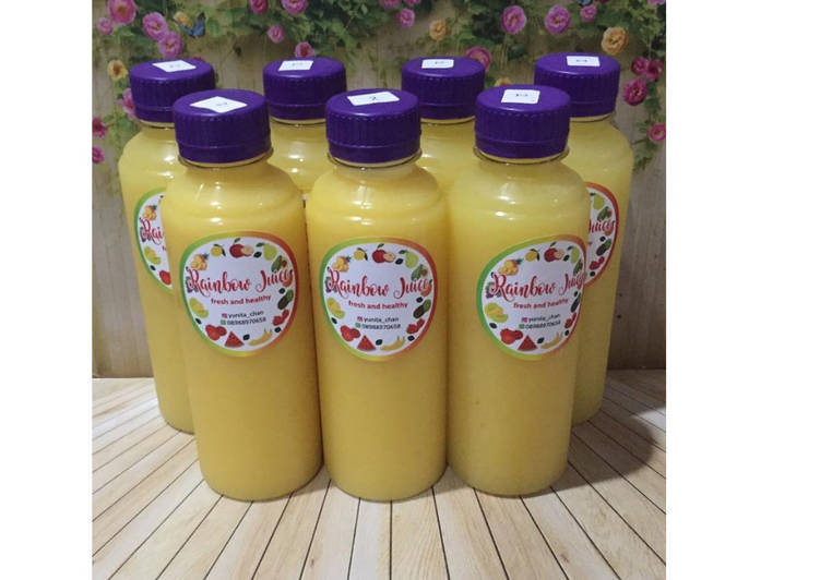Diet Juice Sweet Corn Pineapple Apple Lemon