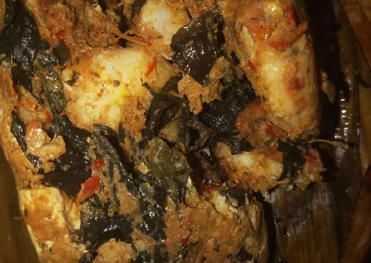 Resep: Pepes udang kemangi yang bikin ketagihan