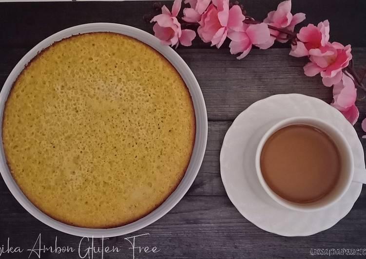 (43.1) Bika Ambon Gluten-free