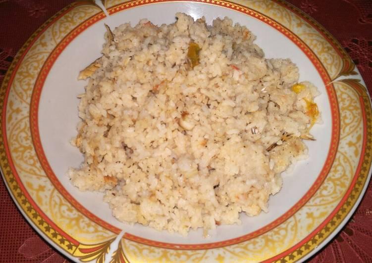 Nasi Pindang (Rice Cooker)