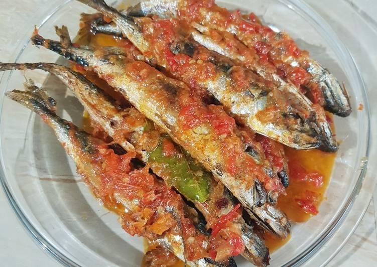 71. Ikan Cue/ Pindang Bumbu Balado