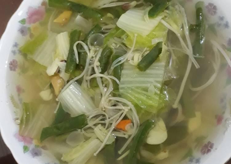 Resep memasak Pindang sayur enak